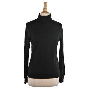 Banana Republic Pullovers MED Black